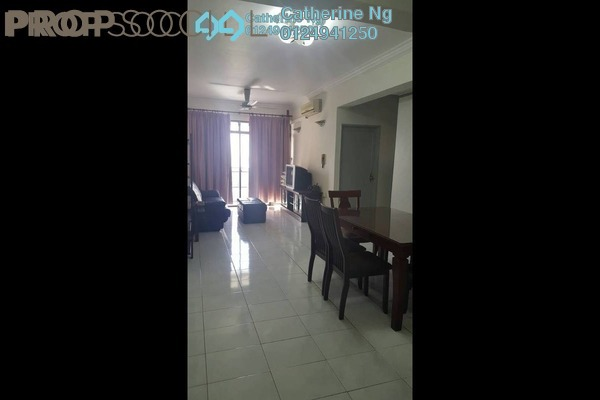 For Sale Condominium at E-Park, Batu Uban Freehold Fully Furnished 3R/2B 450k