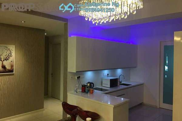 For Rent Condominium at The Light Collection I, The Light Freehold Fully Furnished 3R/3B 3.2k