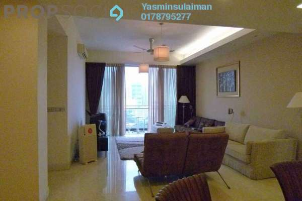 For Rent Condominium at Northpoint, Mid Valley City Freehold Fully Furnished 4R/4B 8.5k