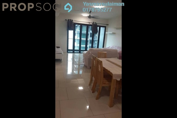For Rent Condominium at The Reach @ Titiwangsa, Setapak Freehold Fully Furnished 3R/3B 4k