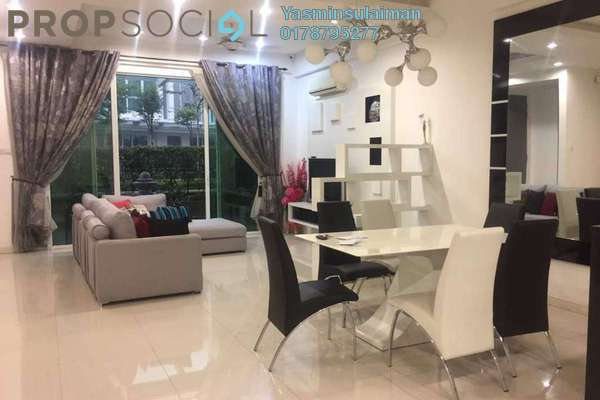 For Rent Terrace at Villa Pines, Segambut Freehold Fully Furnished 7R/7B 6.5k