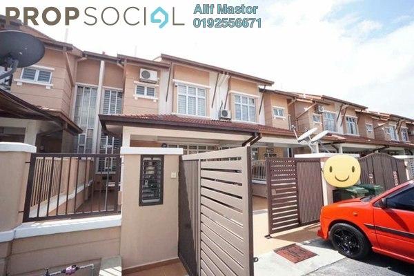 For Sale Terrace at Bandar Sri Putra, Bandar Seri Putra Freehold Unfurnished 4R/3B 545k