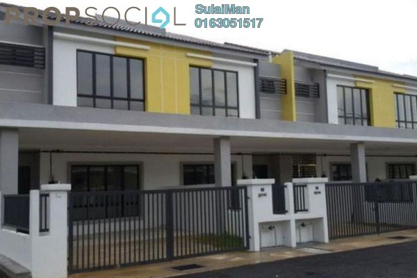 For Sale Terrace at Semenyih Parklands, Semenyih Freehold Unfurnished 4R/4B 490k