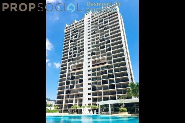 For Sale Condominium at Skycube Residence, Sungai Ara Freehold Unfurnished 3R/2B 610k