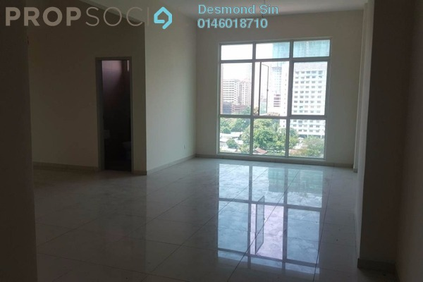 For Sale Condominium at Lagenda 2, Bukit Jelutong Freehold Unfurnished 3R/2B 780k