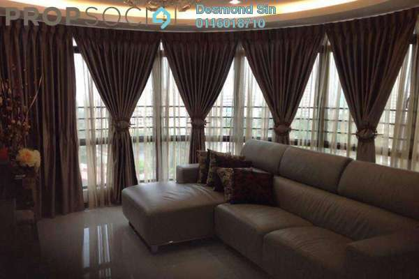 For Sale Condominium at Midlands Condominium, Pulau Tikus Freehold Fully Furnished 3R/2B 620k