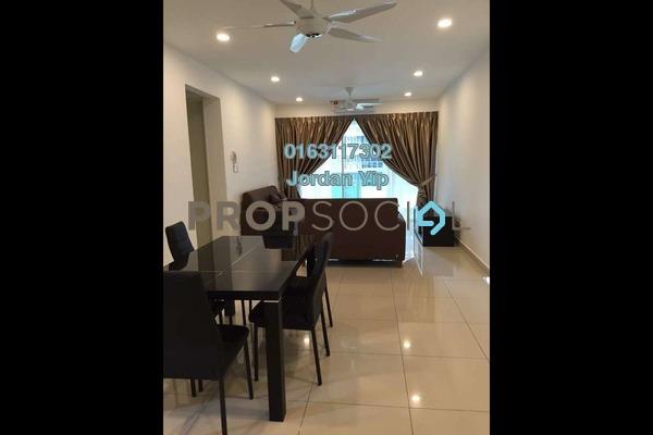 For Rent Condominium at The Regina, UEP Subang Jaya Freehold Fully Furnished 3R/3B 2.5k