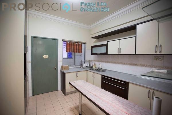 For Sale Apartment at Sri Bayu Apartment, Bandar Puchong Jaya Freehold Semi Furnished 3R/2B 399k