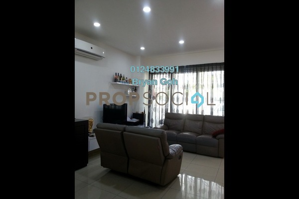 For Sale Terrace at Setia Greens, Sungai Ara Freehold Fully Furnished 5R/4B 1.35m