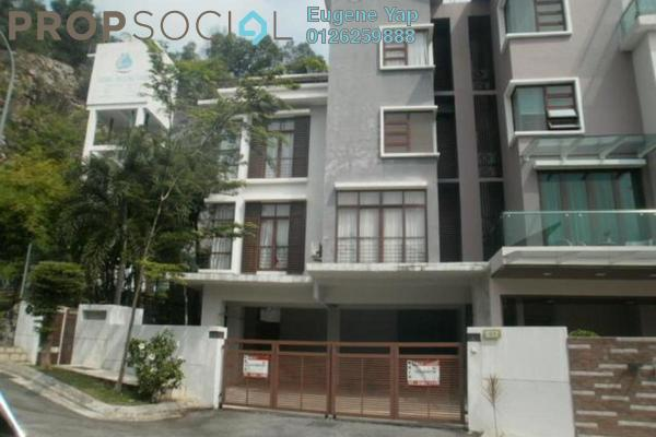 For Sale Semi-Detached at Anjung Tiara, Segambut Freehold Unfurnished 5R/5B 2.6m
