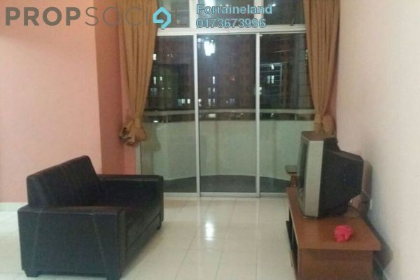 For Rent Condominium at Lagoon Perdana, Bandar Sunway Freehold Fully Furnished 3R/2B 1.1k