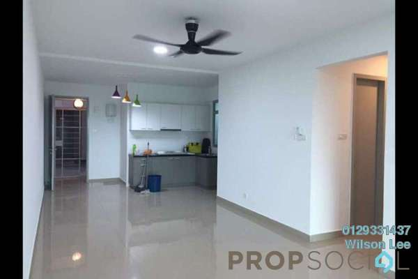 For Sale Condominium at Kiara Residence 2, Bukit Jalil Freehold Semi Furnished 3R/3B 718k
