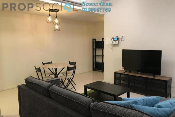 For Rent Condominium at Verdi Eco-dominiums, Cyberjaya Freehold Fully Furnished 2R/2B 2.5k