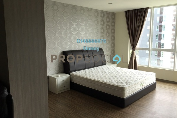 For Rent Condominium at ZetaPark, Setapak Freehold Fully Furnished 1R/1B 1.7k