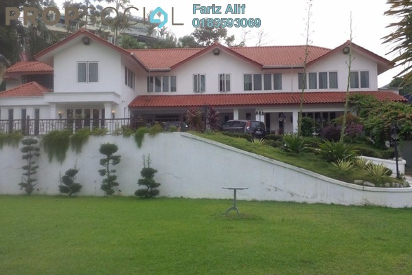 For Sale Condominium at Bukit Ledang, Damansara Heights Leasehold Semi Furnished 7R/8B 12m