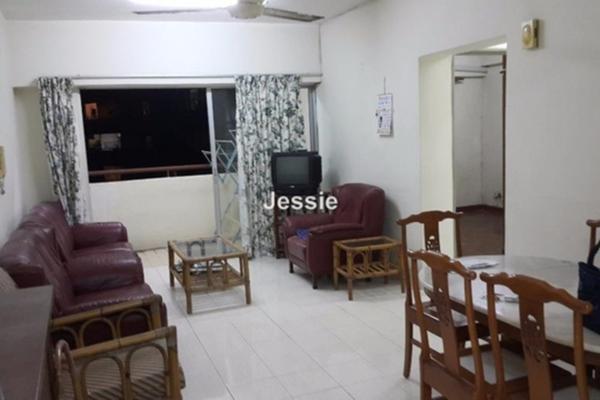 For Rent Condominium at Paradesa Rustica, Bandar Sri Damansara Freehold Fully Furnished 3R/2B 1.35k