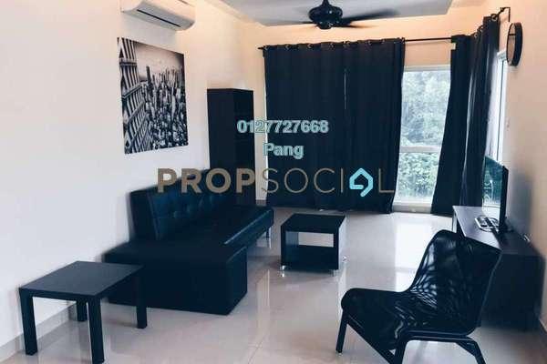 For Sale Condominium at Metropolitan Square, Damansara Perdana Freehold Fully Furnished 3R/2B 750k