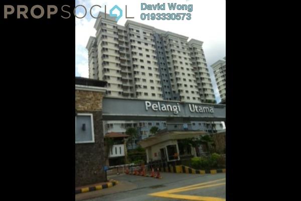 For Sale Condominium at Pelangi Utama, Bandar Utama Freehold Fully Furnished 3R/2B 580k