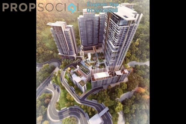 For Sale Condominium at Ion Delemen, Genting Highlands Freehold Fully Furnished 0R/1B 509k