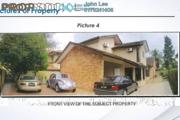 For Sale Bungalow at Kemensah Heights, Kemensah Freehold Fully Furnished 5R/3B 2.4m