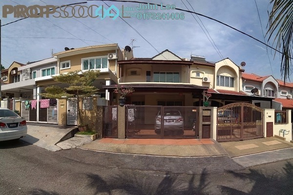 For Sale Terrace at Section 5, Wangsa Maju Freehold Fully Furnished 4R/4B 1.05m