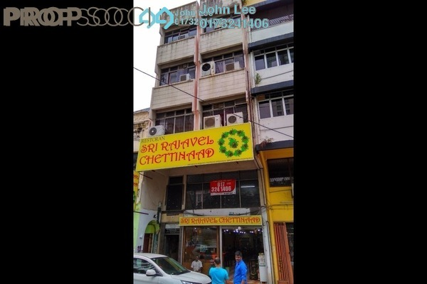 For Rent Shop at Jalan Scott, Brickfields Freehold Unfurnished 0R/0B 6k