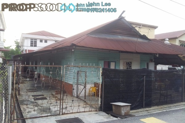For Sale Land at Taman Ayer Panas, Setapak Leasehold Unfurnished 0R/0B 500k