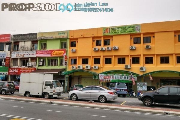 For Sale Shop at Taman Seraya, Ampang  Fully Furnished 0R/0B 6.3m