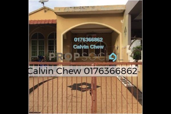For Sale Terrace at Bandar Puncak Alam, Kuala Selangor Freehold Unfurnished 3R/2B 230k