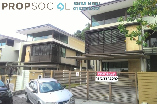 For Sale Semi-Detached at Taman Bukit Kuchai, Puchong Freehold Unfurnished 6R/6B 1.68m