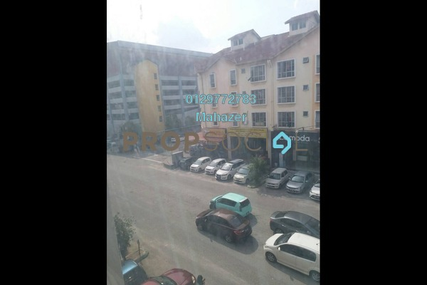 For Sale Apartment at Section 7, Shah Alam Freehold Semi Furnished 3R/2B 240k