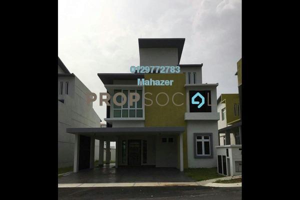 For Sale Terrace at Tijani Ukay, Ukay Freehold Semi Furnished 7R/7B 2.6m