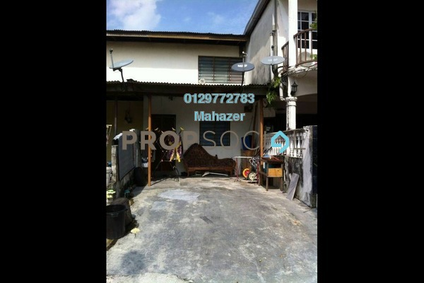 For Sale Terrace at Kampung Tasik Tambahan, Ampang Freehold Unfurnished 3R/2B 380k