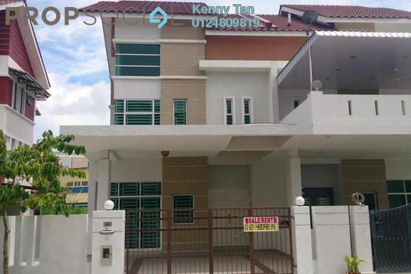 For Rent Semi-Detached at MegaHomes, Seberang Jaya Freehold Semi Furnished 5R/3B 1.7k