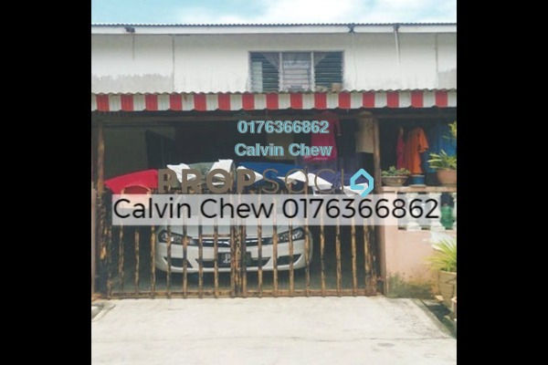 For Sale Terrace at Bandar Sultan Suleiman, Port Klang Leasehold Unfurnished 2R/1B 68k