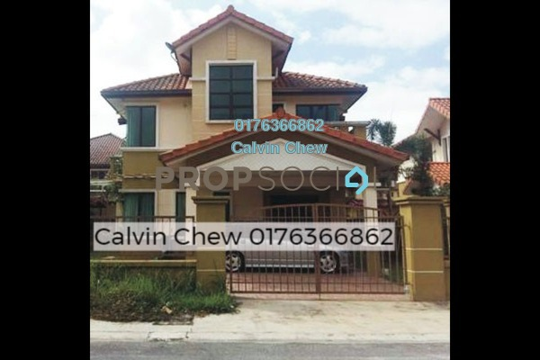 For Sale Bungalow at Taman Aman Perdana, Meru Freehold Unfurnished 4R/0B 920k