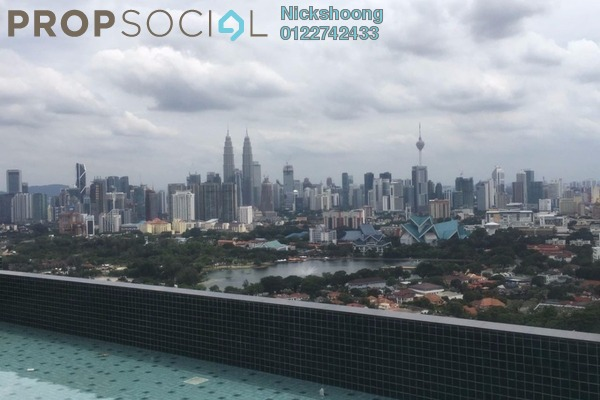For Sale Condominium at The Reach @ Titiwangsa, Setapak Freehold Semi Furnished 4R/4B 1.05m