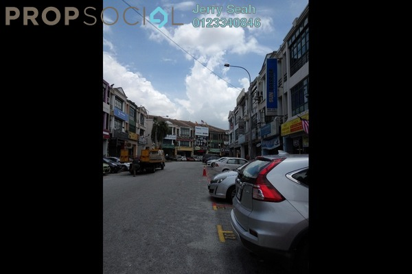For Rent Shop at USJ 9, UEP Subang Jaya Freehold Semi Furnished 0R/0B 1.6k