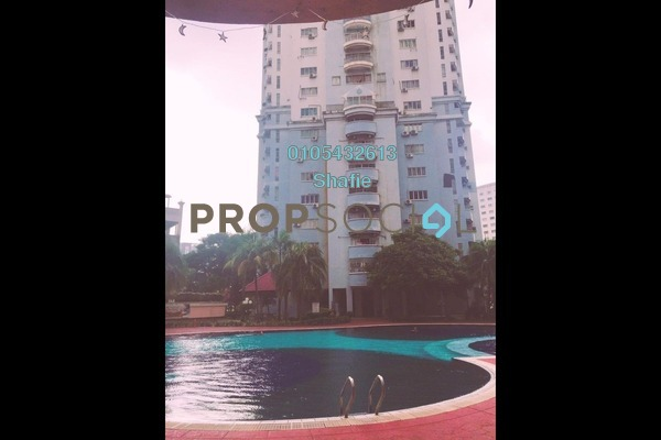 For Rent Condominium at Ridzuan Condominium, Bandar Sunway Freehold Fully Furnished 3R/2B 1.8k