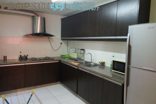 For Rent Condominium at The Saffron, Sentul Freehold Fully Furnished 3R/2B 2.22k