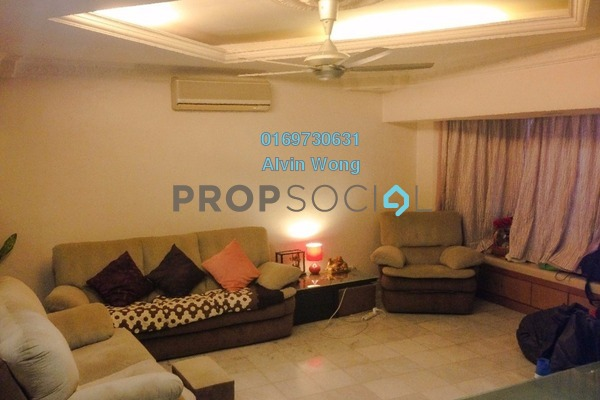 For Sale Terrace at Taman Supreme, Cheras Freehold Semi Furnished 4R/3B 880k