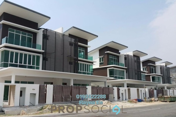 For Sale Semi-Detached at Taman Kajang Mulia, Kajang Leasehold Unfurnished 5R/5B 1.06m