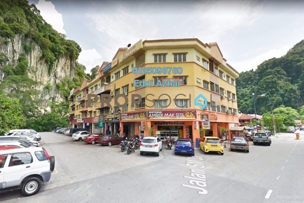 For Sale Serviced Residence at Sunway Batu Caves, Batu Caves Freehold Unfurnished 3R/2B 185k