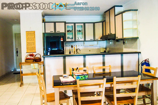 For Rent Townhouse at Country Heights Kajang, Kajang Freehold Semi Furnished 3R/2B 2.2k