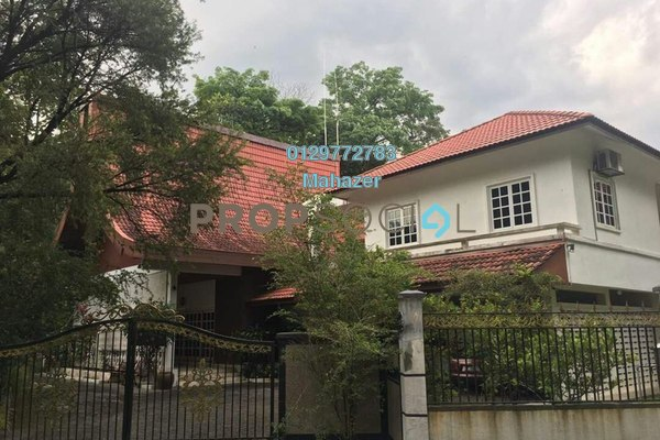 For Sale Bungalow at Kemensah Heights, Kemensah Freehold Semi Furnished 7R/6B 5.51m