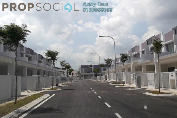 For Rent Terrace at Bandar Tasik Puteri, Rawang Freehold Semi Furnished 4R/3B 1.35k