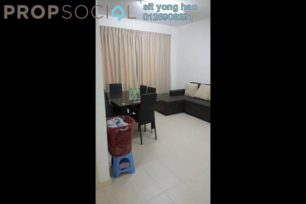 For Rent Condominium at Gembira Residen, Kuchai Lama Freehold Semi Furnished 1R/1B 1k