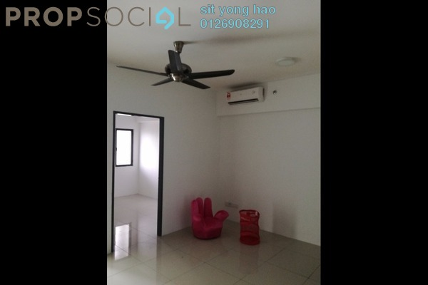 For Rent Condominium at V12 Sovo, Shah Alam Freehold Semi Furnished 2R/1B 1k