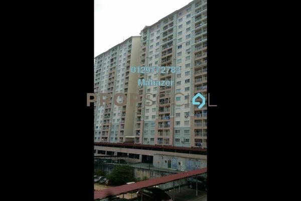 For Sale Apartment at Taman Jasa, Batu Caves Freehold Semi Furnished 3R/2B 275k
