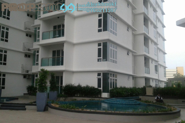 For Sale Condominium at Royal Regent, Dutamas Freehold Fully Furnished 3R/2B 770k